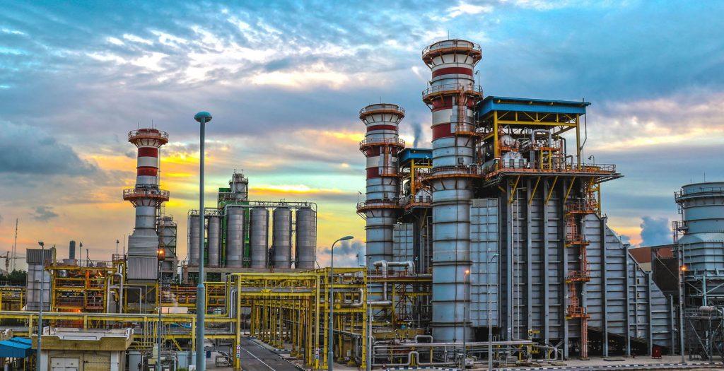 نیروگاه برق و بخار شرکت دماوند انرژی عسلویه